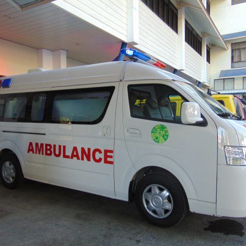 Operation of New MDMRCI's Ambulance Unit