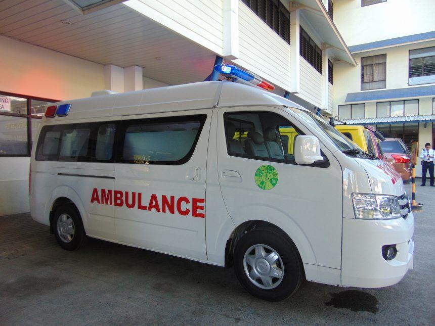 Operation of New MDMRCI's Ambulance Unit