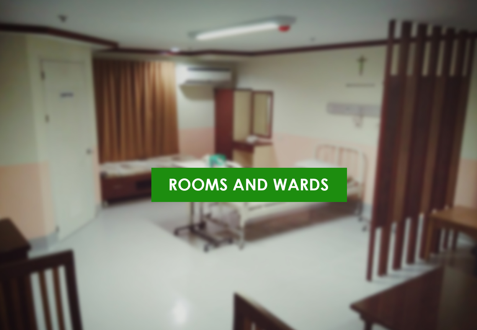 Rooms & Wards